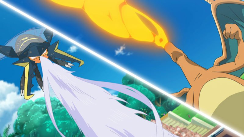 @pokemon_movie's photo on #アニポケ