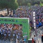 Image for the Tweet beginning: La feria de la bicicleta