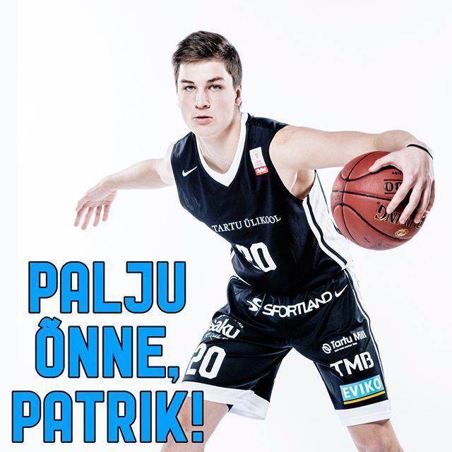 test Twitter Media - Täna saab 18aastaseks Patrik Peemot. Palju õnne, Patrik, ja kõrget lendu!  Kui ühined meie õnnesooviga, siis pöial püsti. https://t.co/LWWjRoEGSX https://t.co/ftrc3Z9eSo