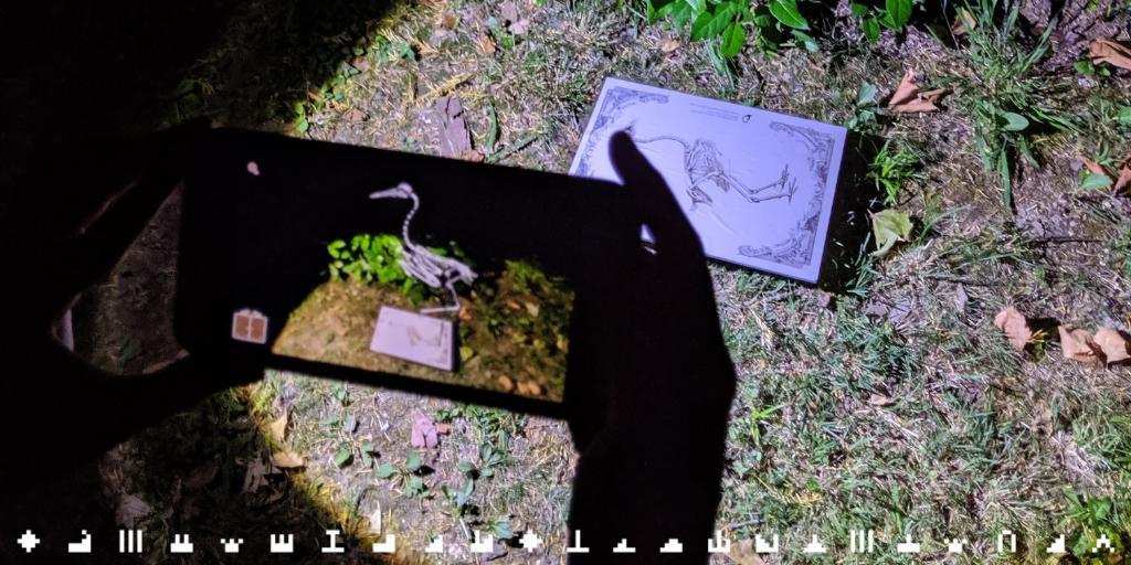 Attrapez-les tous ! Profitez des « #NuitsFantastiques » au château d'#AzayleRideau pour compléter votre cabinet de curiosité grâce la réalité augmentée. ✨ azay-le-rideau.fr/Actualites/Spe…