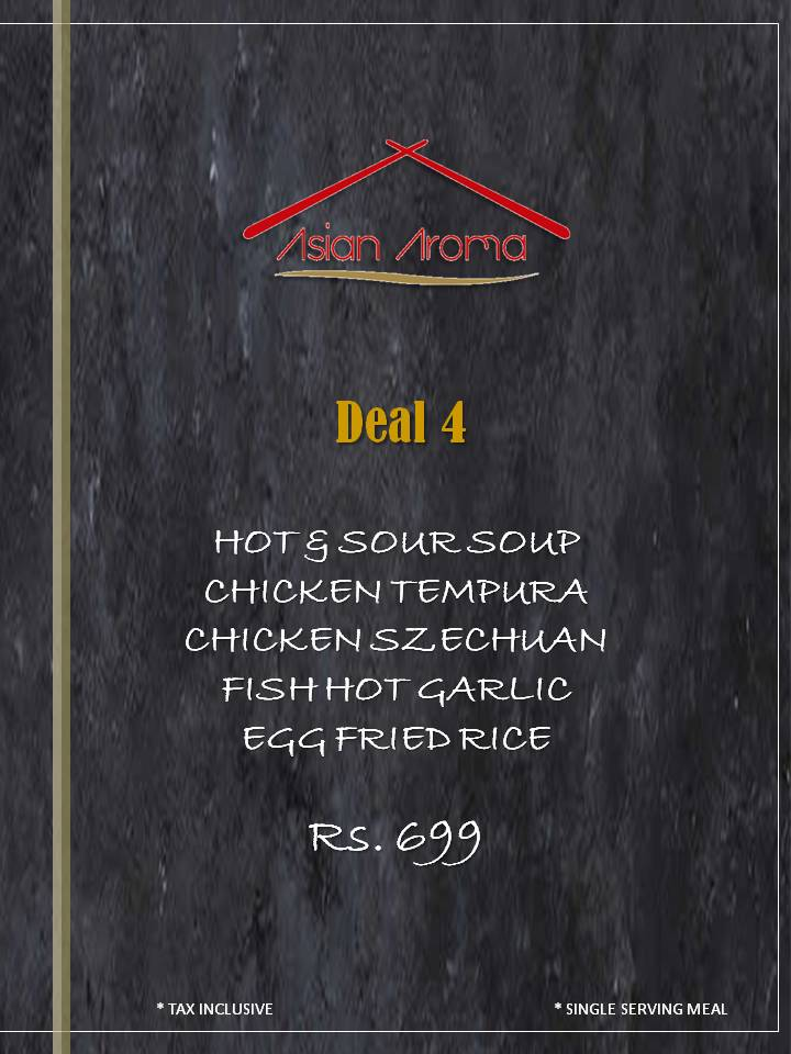Deal of the week😍  Lunch hours: 12.30 pm to 3.00 pm  Dinner hours: 7.30 pm to 11.00 pm  ☎️ 042 111 111 124 🔗 http://parklane.pk/asian-aroma/  #ParkLaneHotelLahore #AWorldOfDifference #AsianAroma #Chinese #Thai #ComboDeals #Gulberg #MMAlamRoad #Lahore