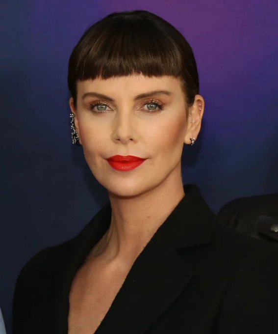 Happy Birthday to Charlize Theron who turns 44 today!