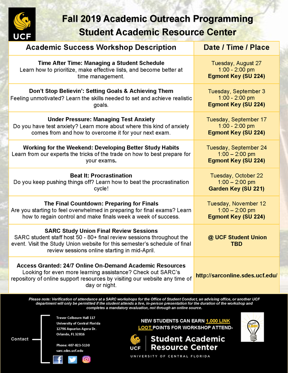 Ucf Calendar Fall 2020 UCF Transfer Services (@UCFTTS) | Twitter