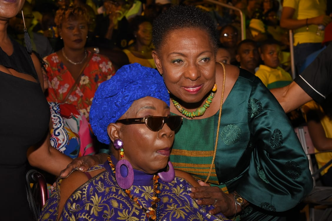 Jis News On Twitter In 1973 Rita Marley Formed The Group I Three With Judy Mowatt And Marcia Griffiths Together They Provided Back Up Vocals For Bob Marley