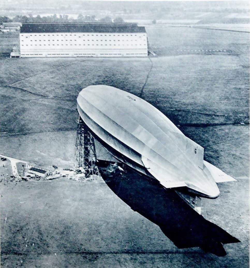 dirigible hashtag on Twitter