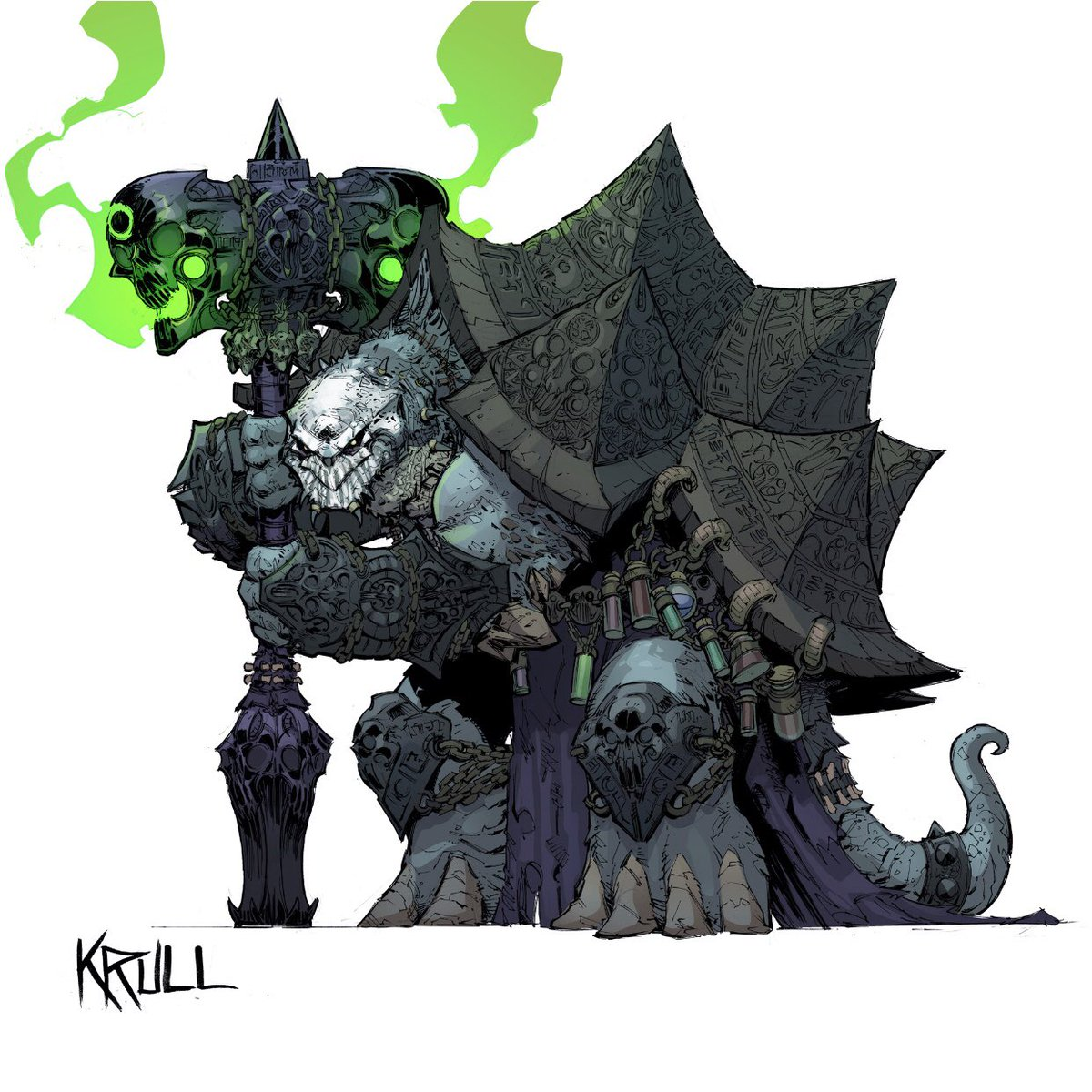 Joe Manganiello On Twitter I Had The Pleasure Of Working With Famed Comic Artist Max Dunbar To Bring Arkhan The Cruel And The Dark Order To Life As A New Set Of Wizkidsgames Soon he'll be a miniature. joe manganiello on twitter i had the