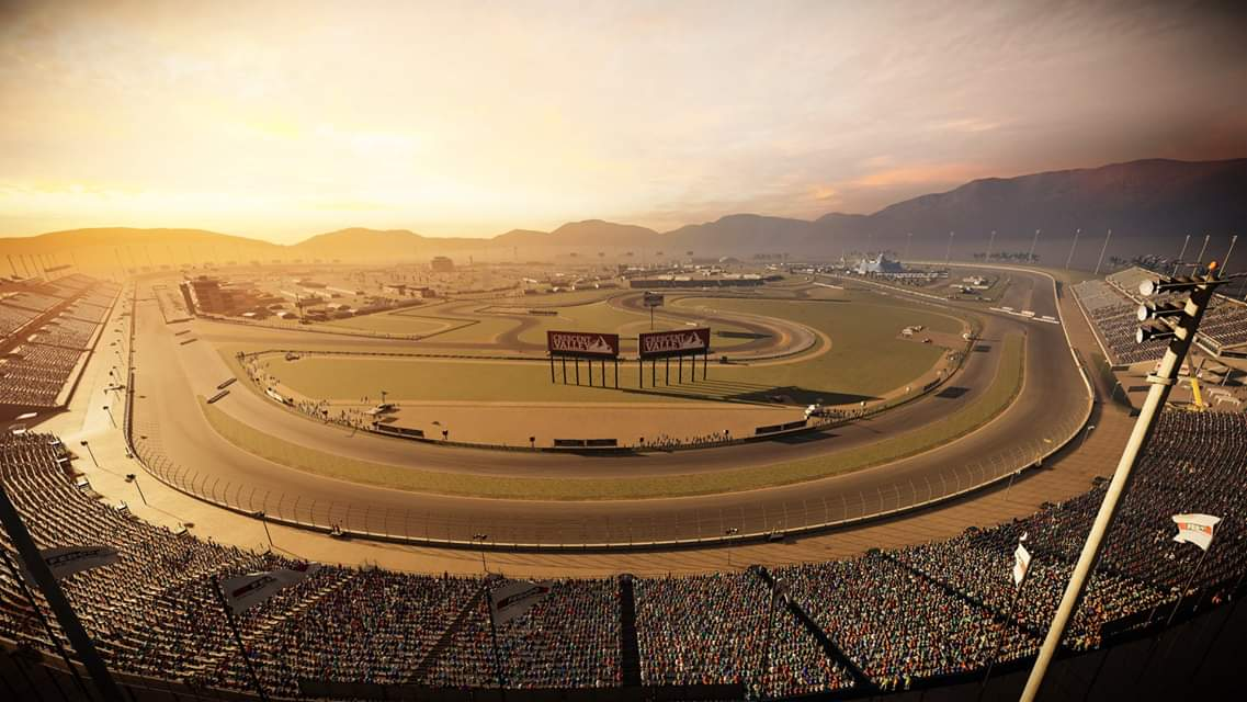 Earlier this week, we revealed a first look at Crescent Valley - a new circuit for the new GRID, launching this October 🏁🌄 More details on Crescent Valley, along with fresh gameplay and news, are over at @gridgame 👀 #LikeNoOther