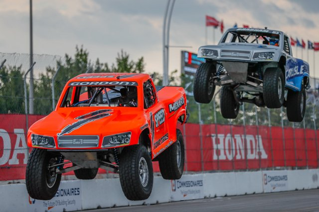 Wasnt it good to have these guys back? Jealous of everyone who gets to see the @SSuperTrucks again this weekend at @Mid_Ohio.