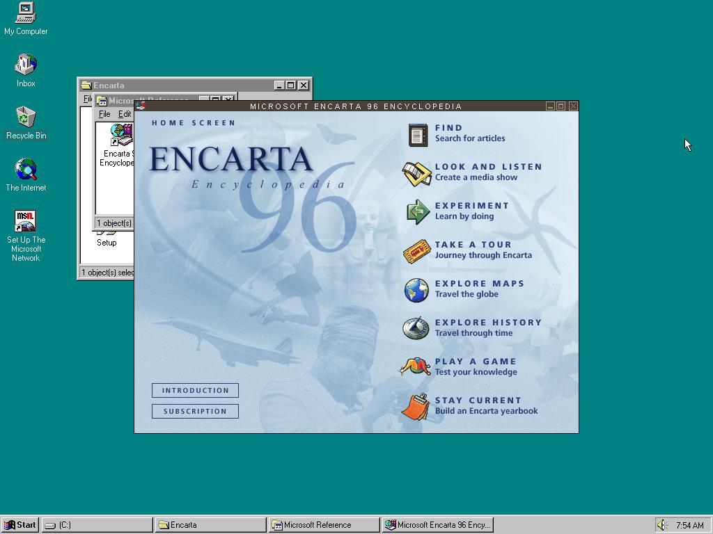 encarta hashtag on Twitter