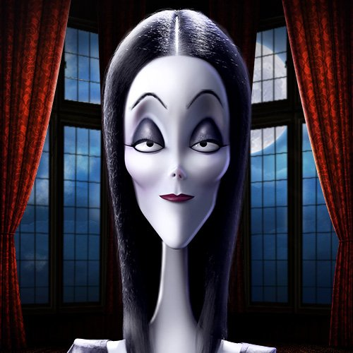 Happy Birthday to our very own Morticia Addams, Charlize Theron.
