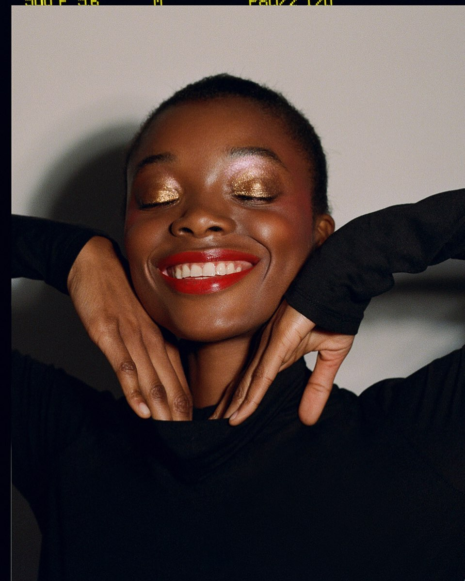 A little #BlackGirlMagic for your TL courtesy of #OliviaAnakwe by @EmSoto. bit.ly/OliviaAnakwe