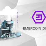 Image for the Tweet beginning: Emercoin digest—July 2019