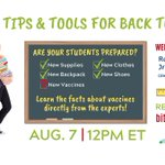 Image for the Tweet beginning: Back to School Checklist: School Supplies