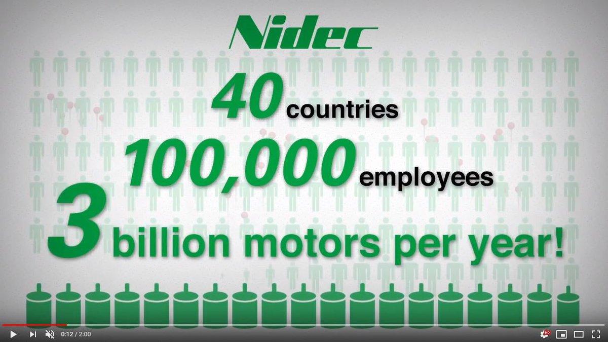 Nidec Motor Corporation (@NidecMotorCorp) | Twitter