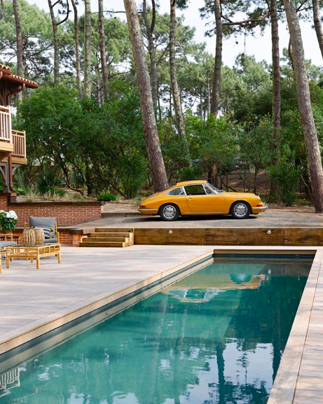Our favorite way to visit Cap Ferret? Riding in a vintage Porsche across the forest that borders the ocean. 🌲  Take a peek at our Villa Omnia here: https://t.co/WZgknamBae #vintageporshe #forest #ocean #beautifuldestinations #lecollectionist https://t.co/oWV0F43Lt4 https://t.co/9g76GAV7LC
