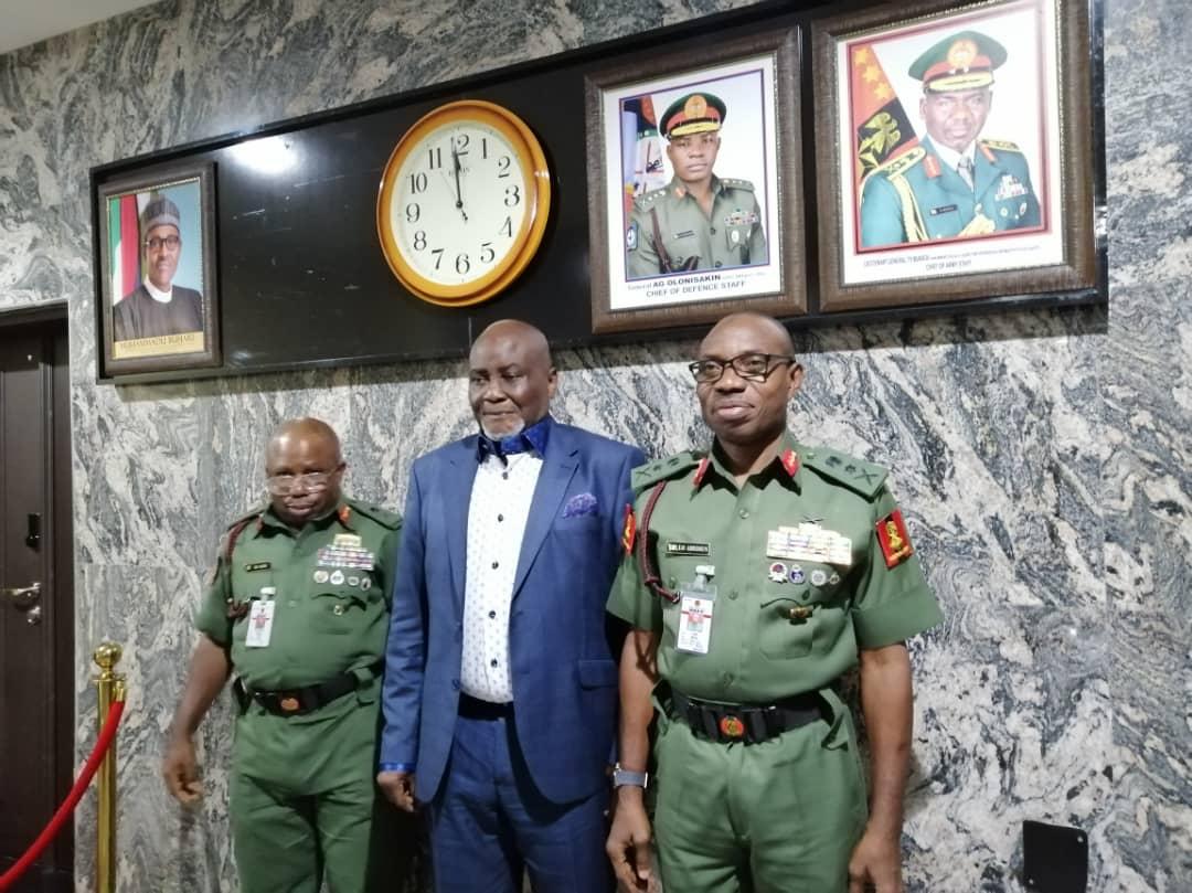 Nigerian Army on Twitter: