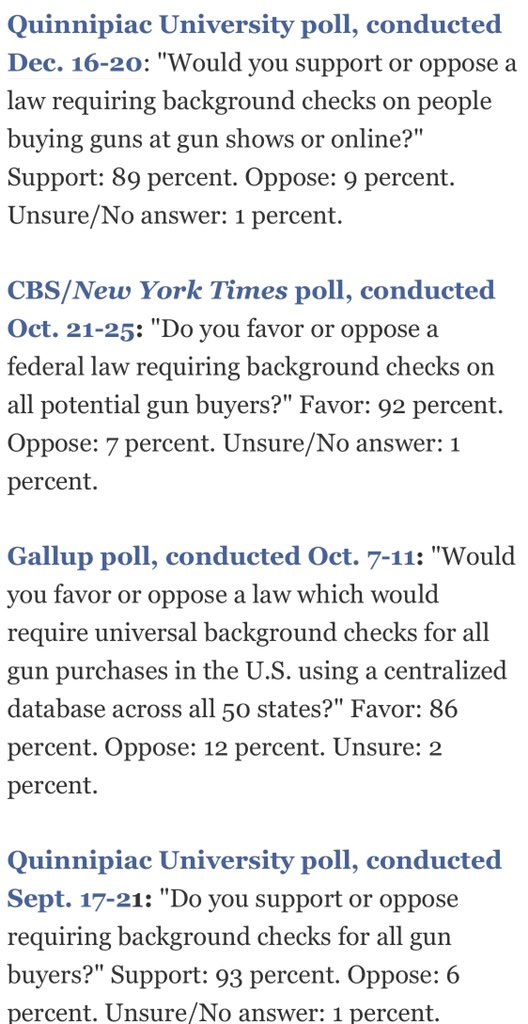 @DLoesch The Data you question, Dana. Look it up. All the best, Trish
