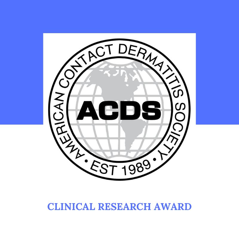 American Contact Dermatitis Society (@ACDS_Dermatitis) | Twitter