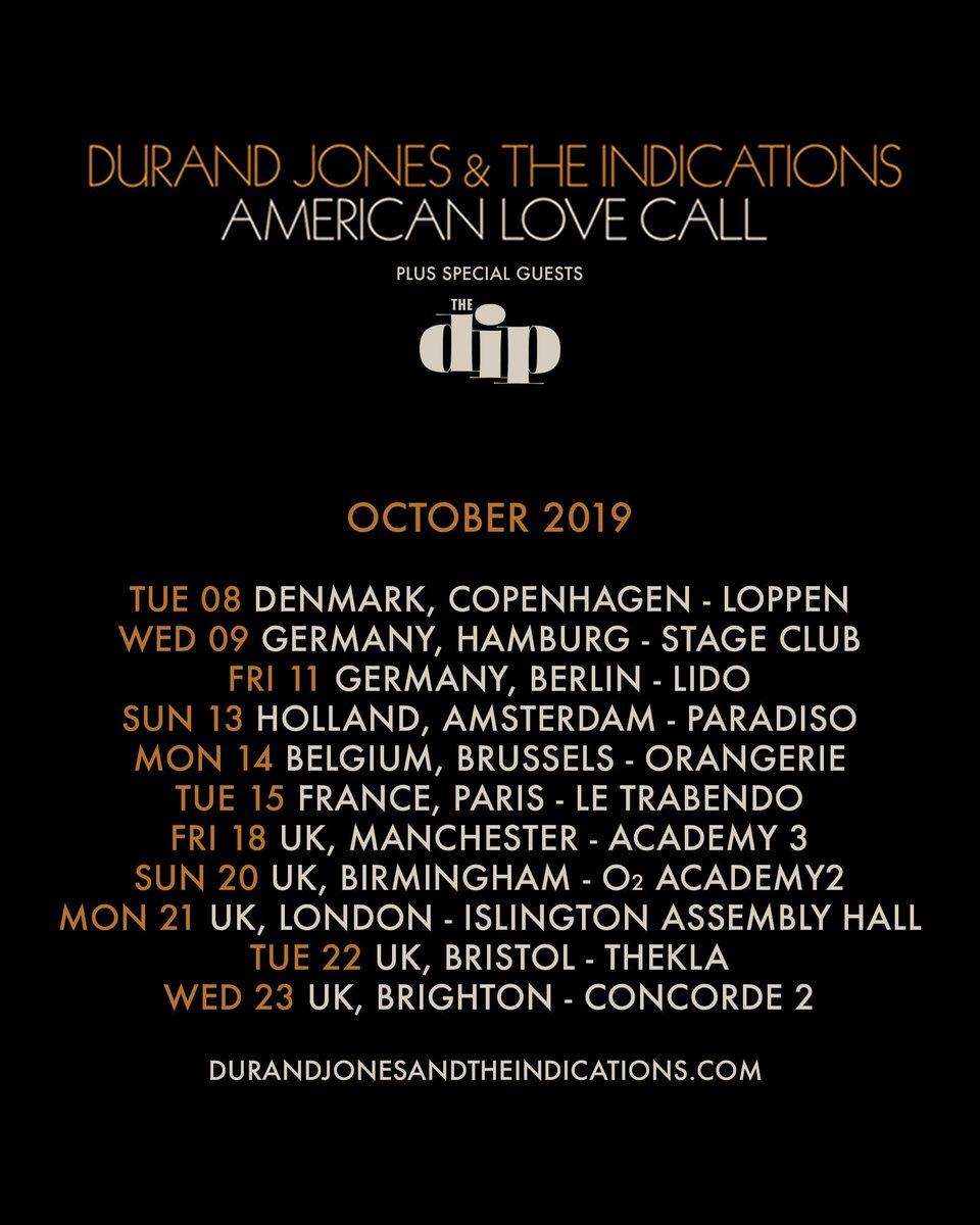 Durand Jones & The Indications (@durand_jones) | Twitter