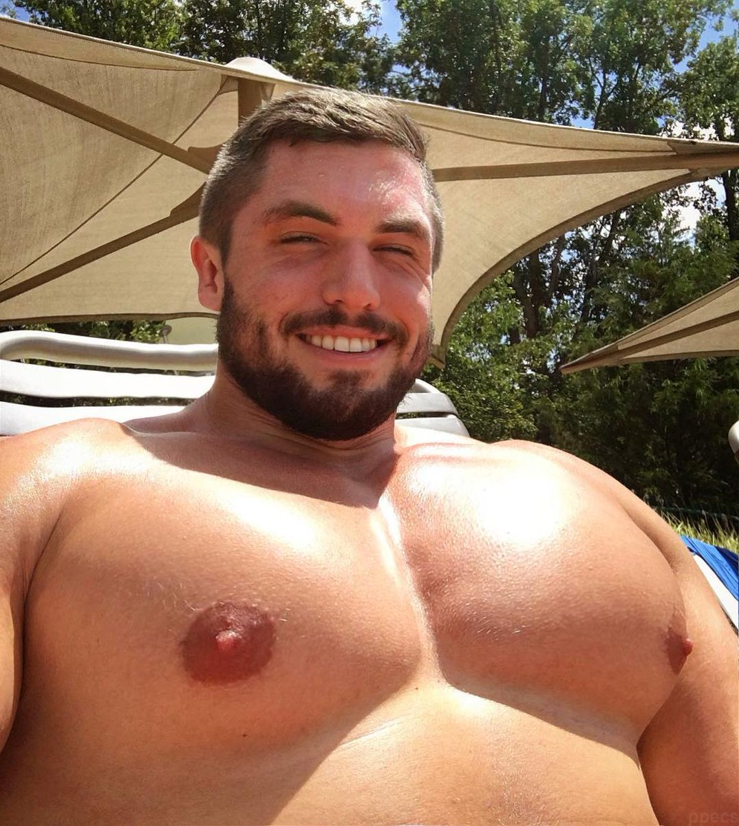 Gay Big Male Nipples