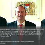 Image for the Tweet beginning: Der Geschäftsführer der #IGM #Ingolstadt,