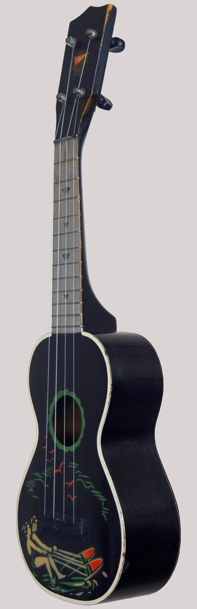 Harmony waterskiers colored soprano ukulele