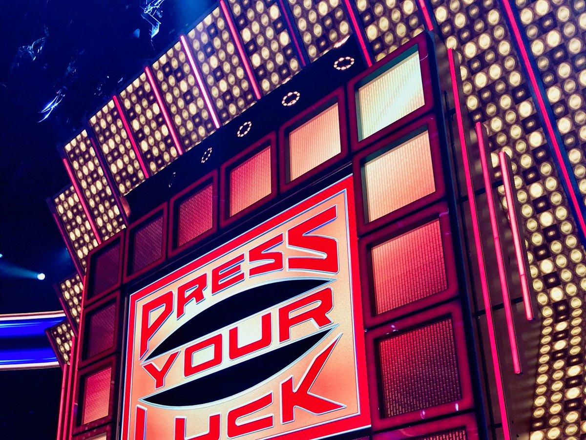 @BUZZRtv's photo on #PressYourLuck