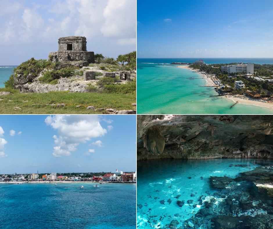 Explore the best spots of #RivieraMaya from our resort, travel to #Tulum, #IslaMujeres, #Cozumel, and the emblematic #cenotes 🏝 🌊 Which is next on your list? @VisitMex https://t.co/kGQPNfwvL8