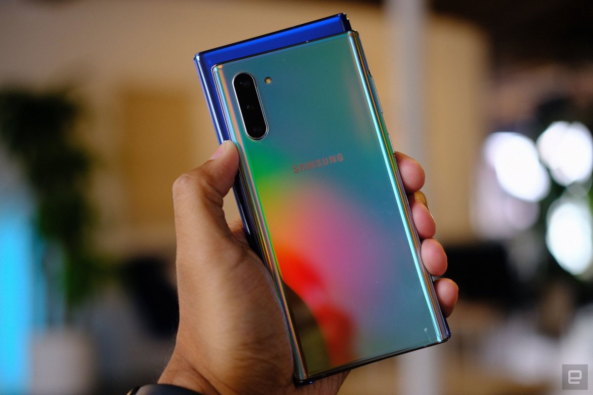 Samsung Galaxy Note 10 and Note 10+ hands-on