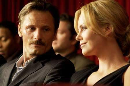 """Happy Birthday to Charlize Theron, who starred with Viggo Mortensen in \""""The Road\"""" (2009)  © 2929/Dimension Films"""
