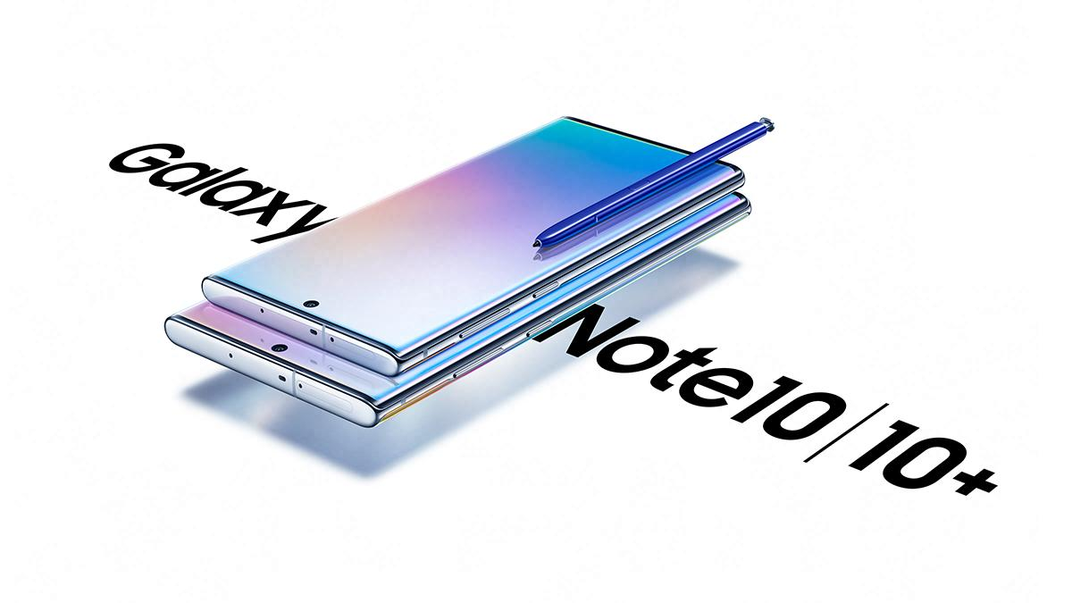 Samsung Galaxy Note 10 and galaxy note 10+ launched,price,features
