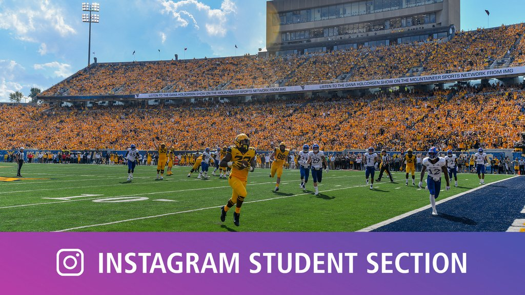 West Virginia Football On Twitter Attention Wvu Students