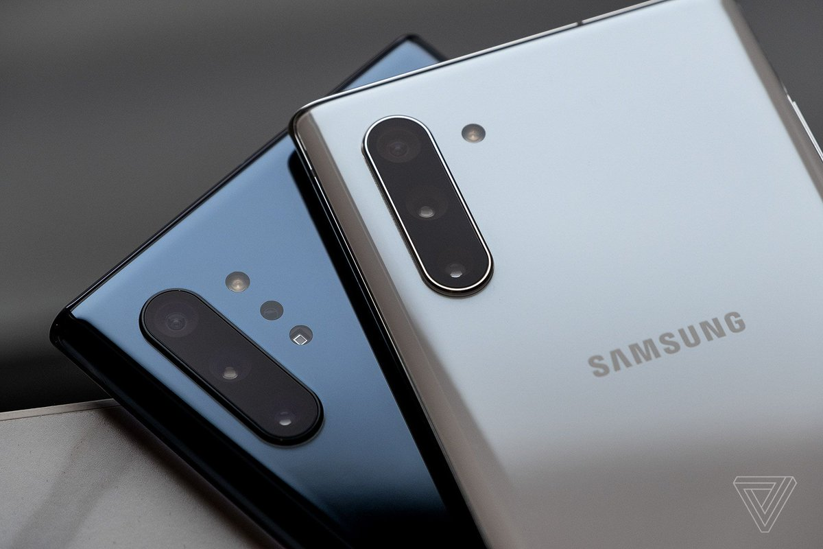 Here's where you'll be able to preorder the Samsung Galaxy Note 10