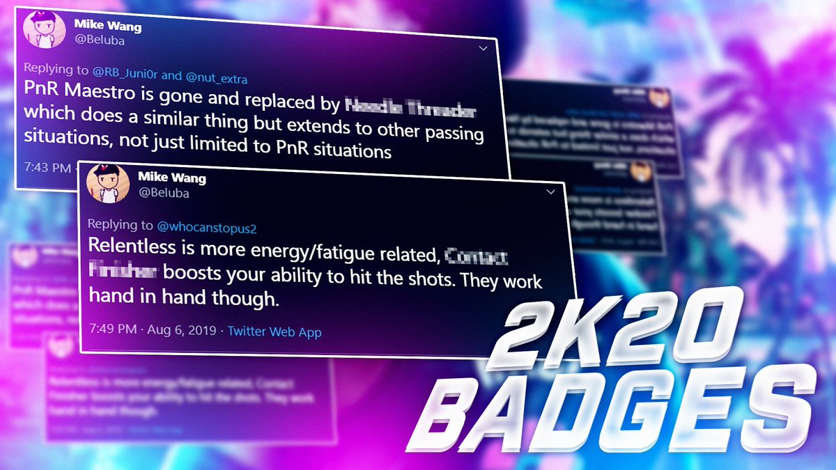 nba2k20 tagged Tweets, Videos and Images on Twitter | Twitock