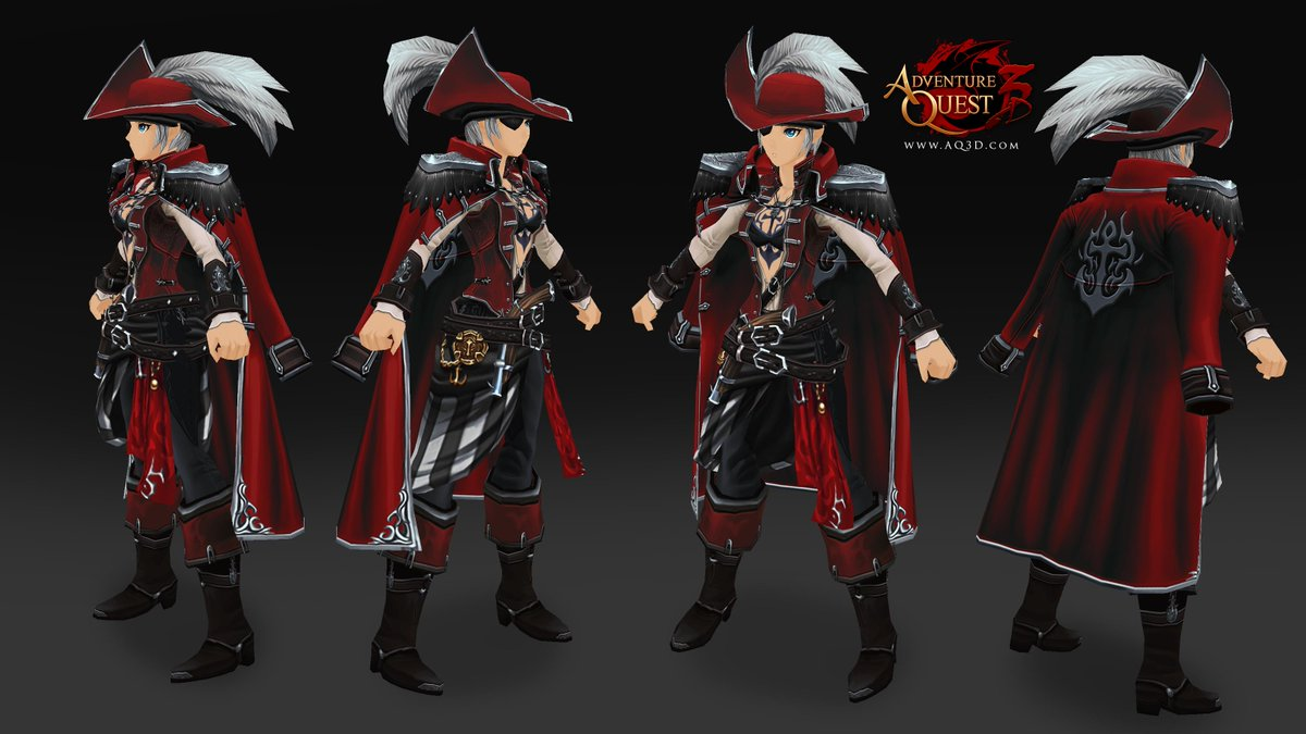 Female version of the 2019 TLAPD armor #AQ3D