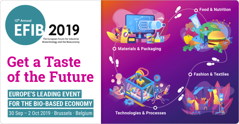 test Twitter Media - What will you wear in the future? 👕👖 Register for #EFIB2019 and come to the evening reception to discover the last innovations in #Fashion & textiles #IndBiotech #Bioeconomy  More here 👉 https://t.co/clMayy7qki https://t.co/dvJPtDAZHo