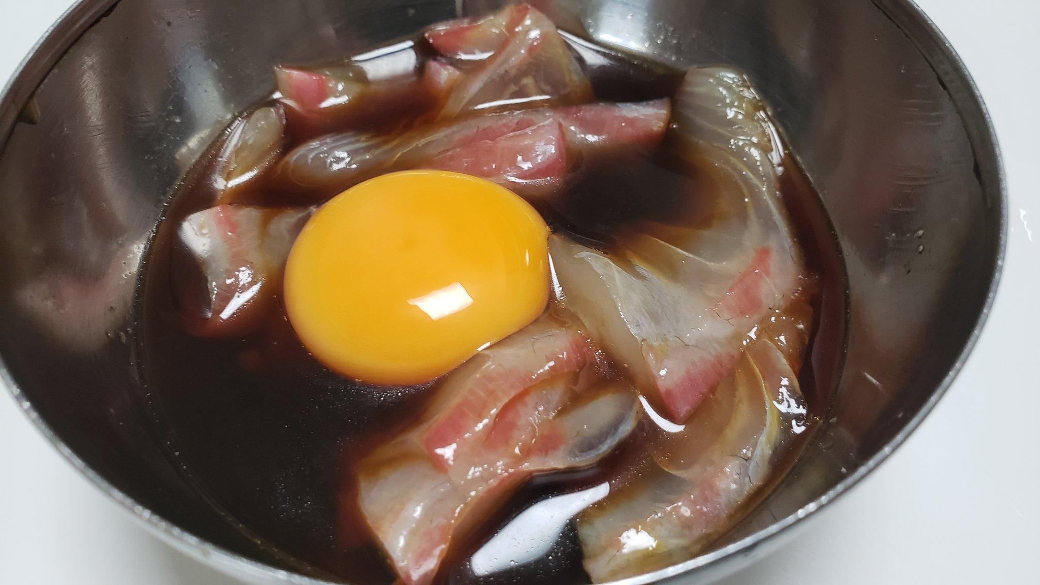 刺身に卵黄のコクがたまらない!?夏でも食欲が湧く「ひゅうが飯」の作り方!