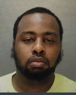 ARRESTED: Maurice Hill, 34. This is the man allegedly responsible for shooting 6 @PhillyPolice officers today. The standoff lasted 8 hours. Thankfully no civilians were hurt. The 6 officers shot have ALL been released from the hospital. @6abc