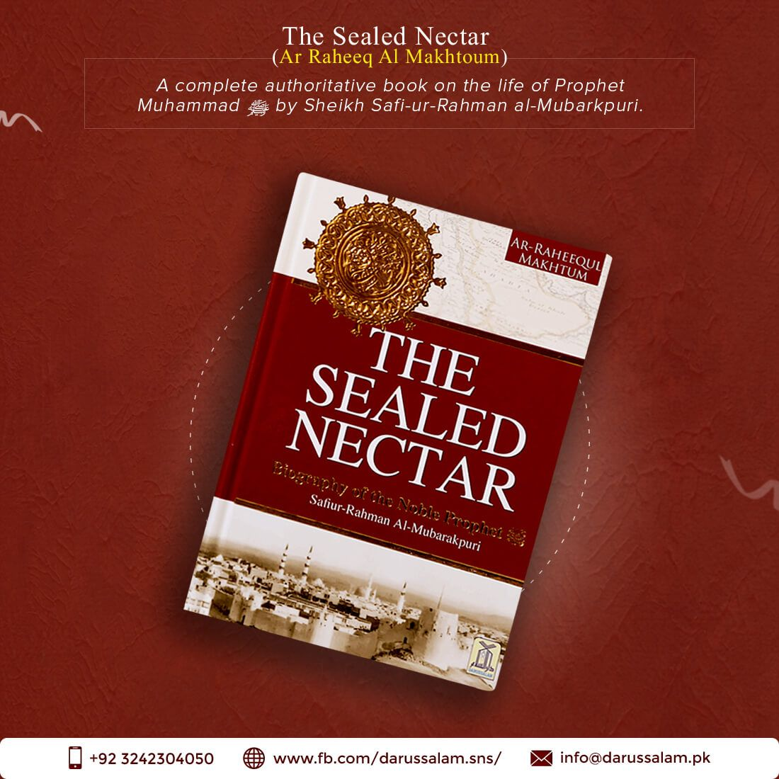 download the sealed nectar