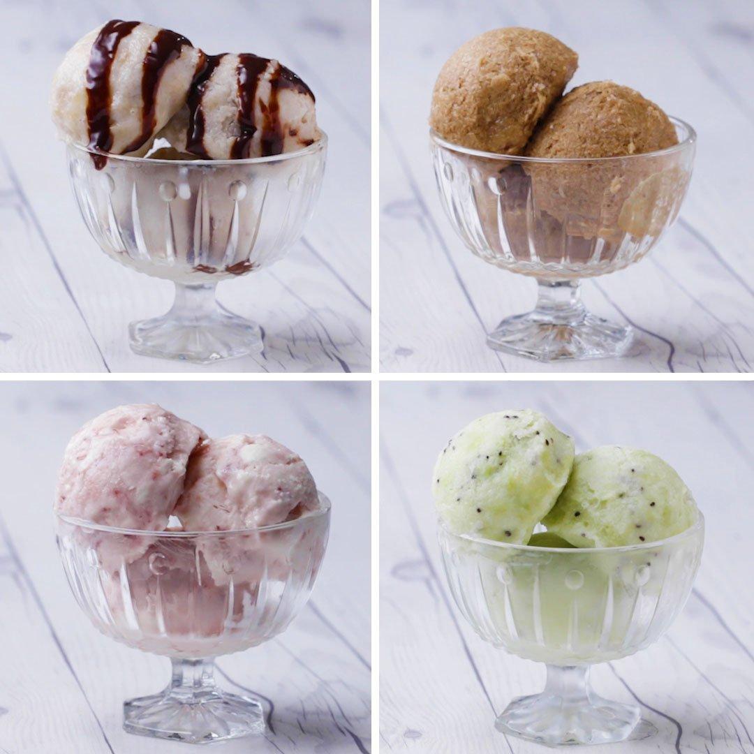 アイス作りに革命です…。 「袋に入れて揉むだけ」アイスの作り方 #tastyjapan
