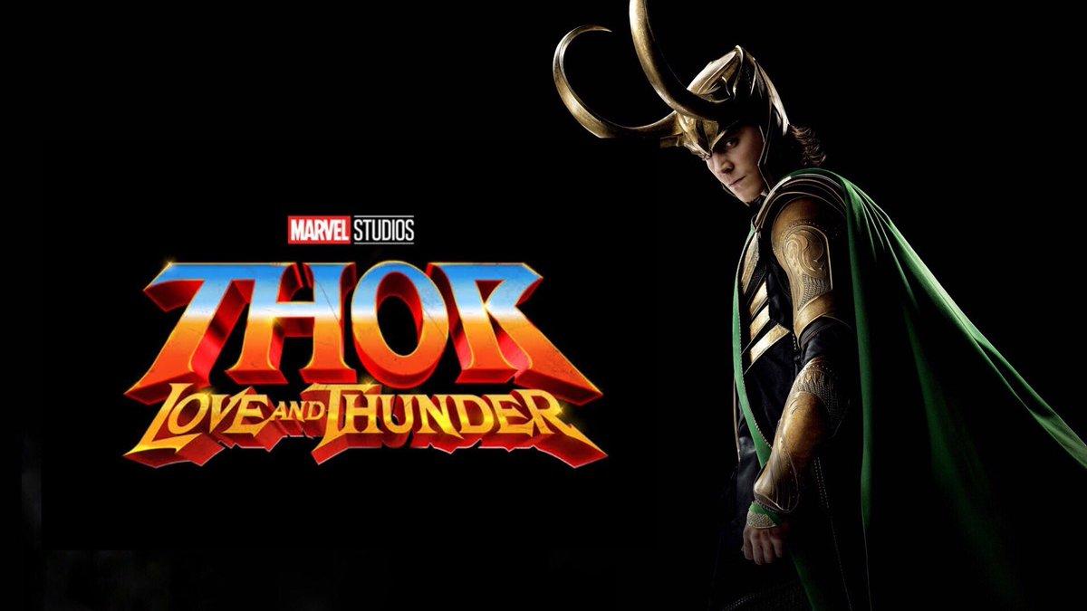 Loki in Thor: Love and Thunder 🤔?
