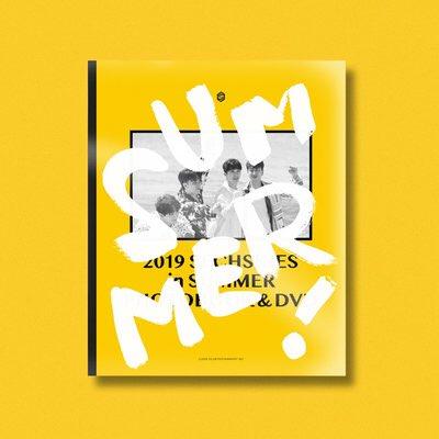 [Photobook&DVD] SECHSKIES - 2019 SECHSKIES in SUMMER PHOTOBOOK & DVDReleased date 23/8/2019Pre order batch close 18/8/2019PRICE: RM 170WM RM 175EMFurther info click https://www.instagram.com/p/B1FPEYJgBsK/?igshid=ksxvplsfc9od…#SECHSKIESMALAYSIA #MALAYSIASECHSKIES #SECHSKIESINMALAYSIA