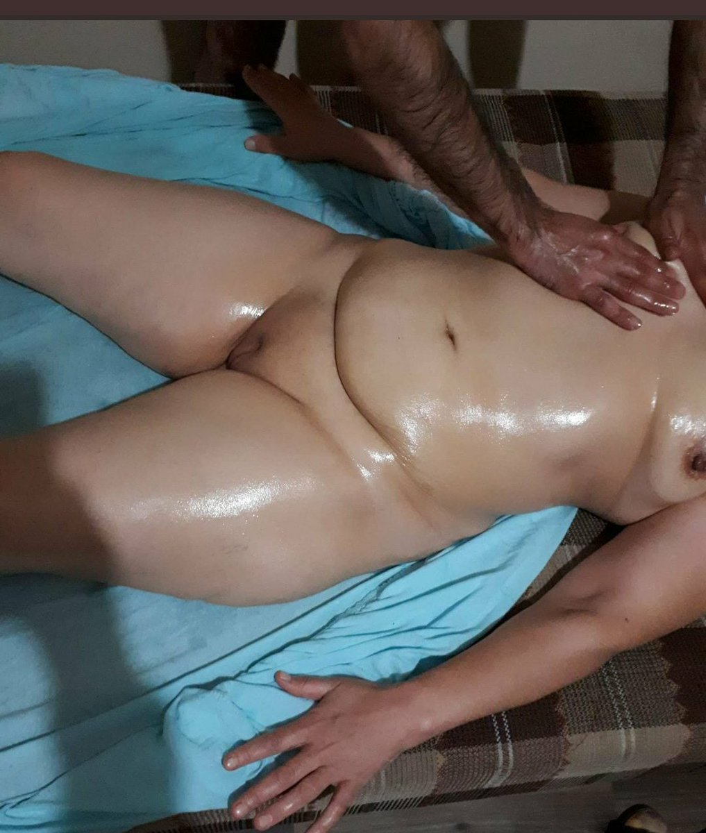 When Husband Fell Asleep During Massage Masseurs Fuck His Cheating Wife