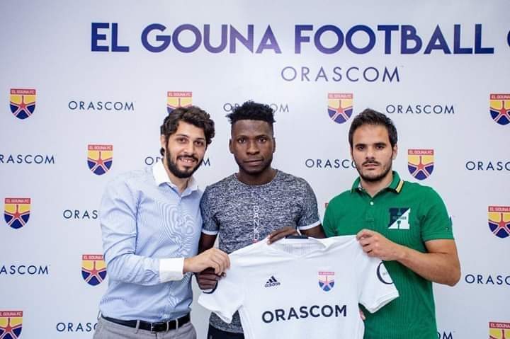 Uganda Cranes  international winger Allan Kyambadde has joined Egypt Premier League outfit El Gouna FC  from  KCCA FC  after shining in the concluded #AFCON2019  <br>http://pic.twitter.com/omxpXiRkLW