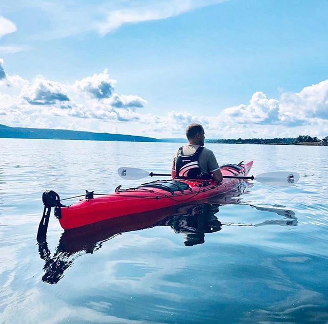 Quiet morning on the Oslo Fjord 😊 #oslo #visitoslo Photo: @fotoblinkskudd ift.tt/2yX3UBP