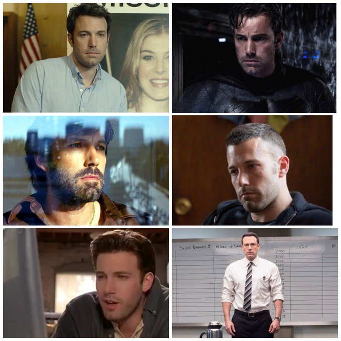 Happy Birthday Ben Affleck!