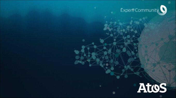 [#YourExpert] Atos Expert Community has over 2,000 members across the globe, specializing...