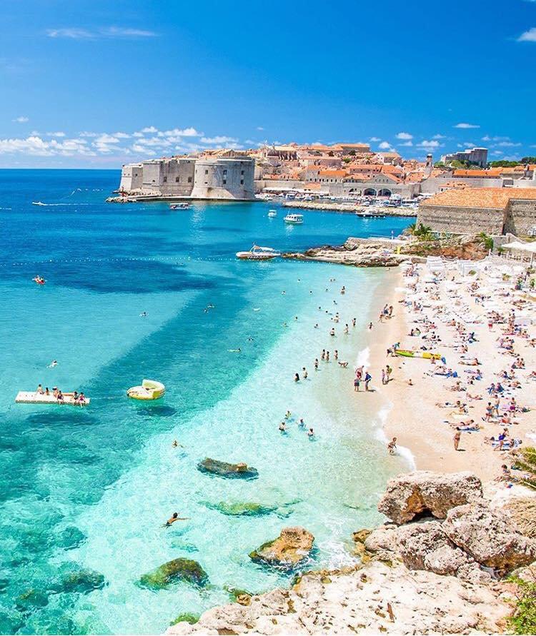 Dubrovnik, Croatia 🇭🇷💙