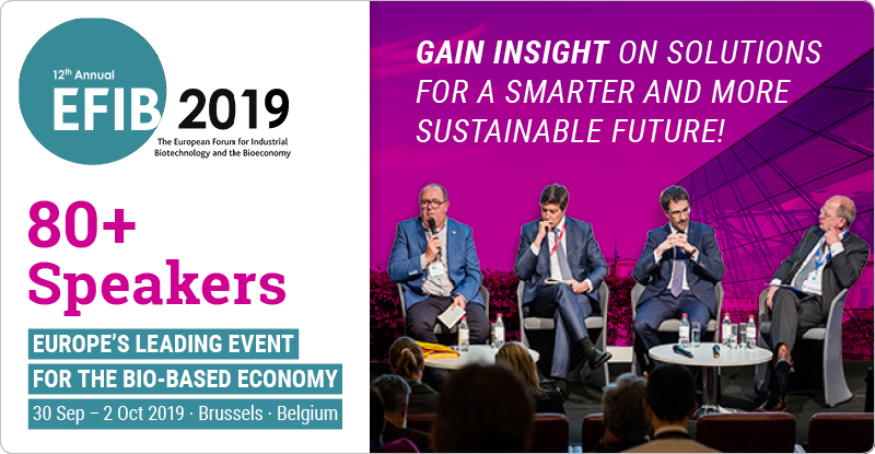 test Twitter Media - Have you already checked out #EFIB2019 programme?  👉 https://t.co/OyzMT6uO5U  This year #EFIB will feature tracks on the future of food&feed, novel #feedstock & #CircularEconomy https://t.co/aePgokts0L