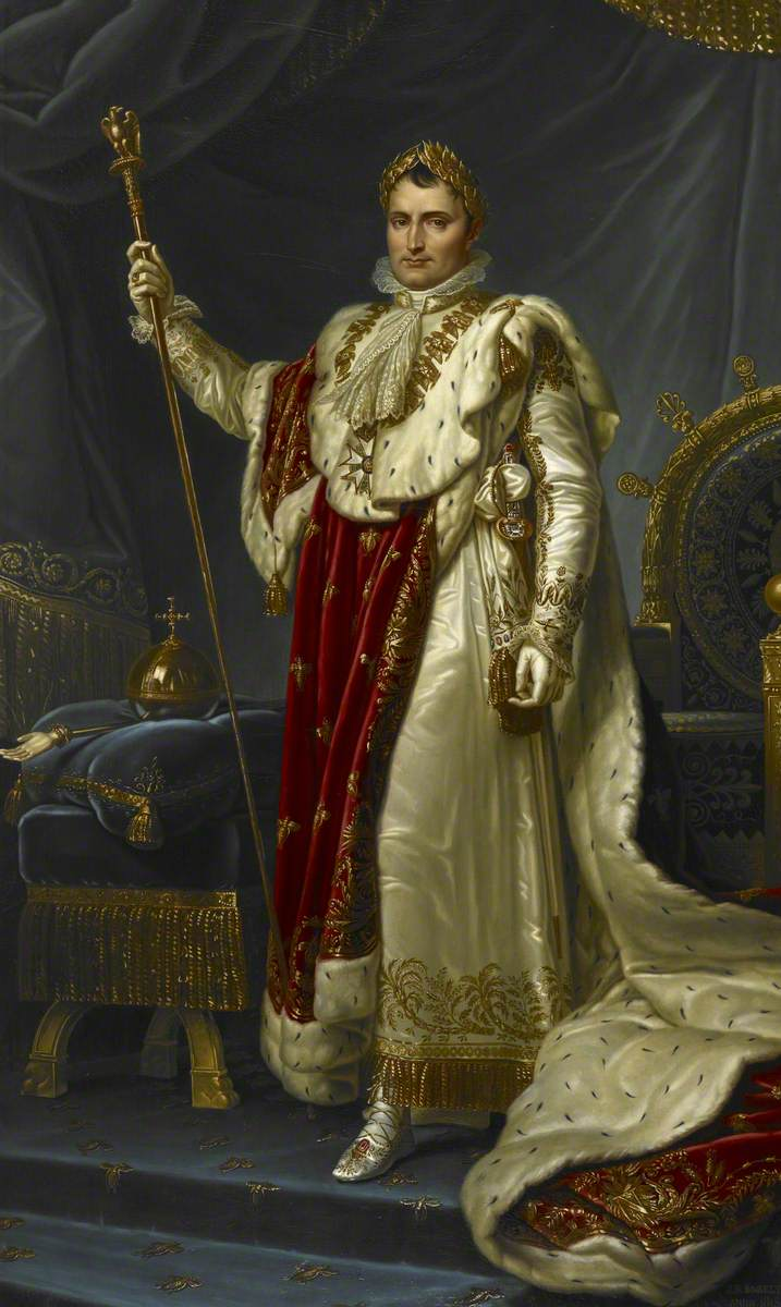 Born #OnThisDay 1769 in #Corsica Napoleon Bonaparte: descended from minor Italian nobility he went on to become a rather successful general & Emperor of France #twitterstorians <br>http://pic.twitter.com/iklN9lhKhE
